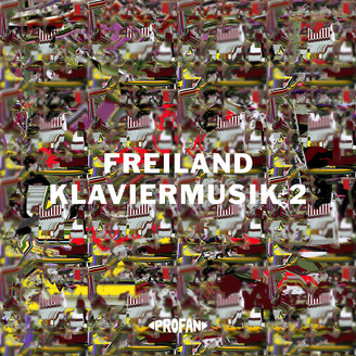 Album artwork for Freiland Klaviermusik 2