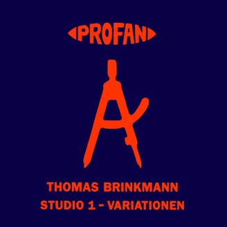 Album artwork for Studio 1 Variationen