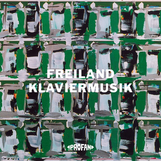 Album artwork for Freiland Klaviermusik
