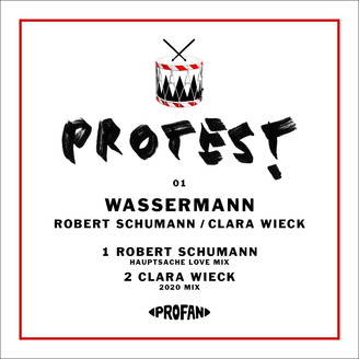 Album artwork for Robert Schuhmann/ClaraWieck