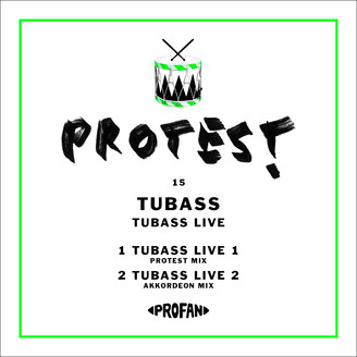 Album artwork for Tubass Live