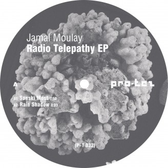 Album artwork for Radio Telepathy EP