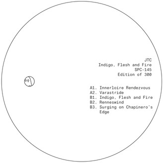 Indigo, Flesh and Fire EP