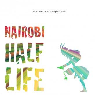 Album artwork for Nairobi Half Life original score