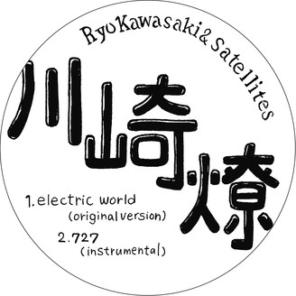 Album artwork for Electric World