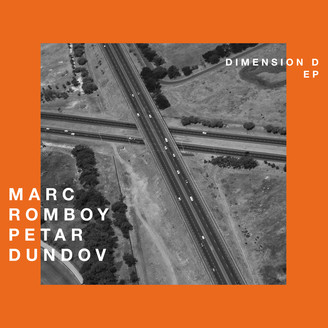 Album artwork for Dimension D EP