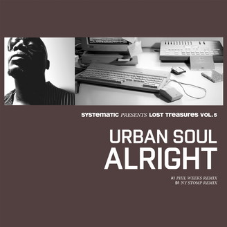 Alright (Systematic presents Lost Treasures, Vol. 5