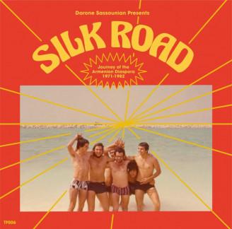 Album artwork for Silk Road: Journey Of The Armenian Diaspora 1971-1982