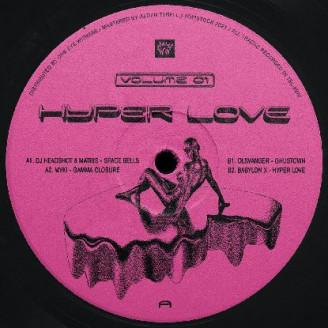 Album artwork for Hyperlove Vol. 01