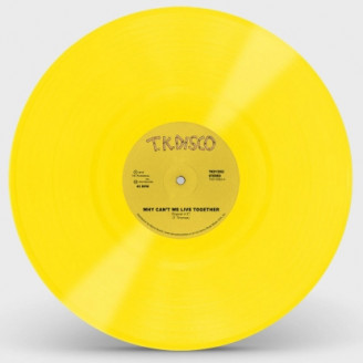 Album artwork for Why Can't We Live Together (yellow Vinyl Repress)