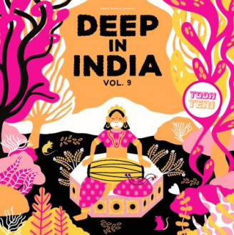 Album artwork for Deep In India Vol.9