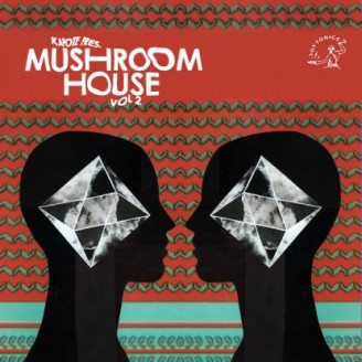 Album artwork for Kapote pres. Mushroom House Vol. 2