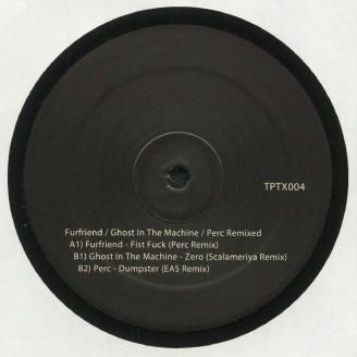 Album artwork for Furfriend, Ghost In The Machine & Perc Remixed