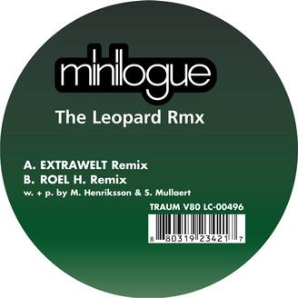Album artwork for Leopard Rmx