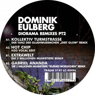 Album artwork for Diorama Remixes pt 2