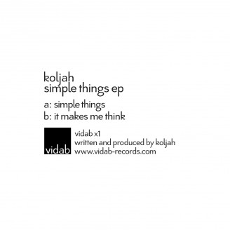 Simple Things Ep