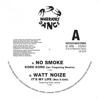 Koro Koro (Ian Tregoning Rewire) / It's My Life (Max D Edit)