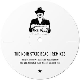 Album artwork for Noir State Beach (Modernist & Markus Güntner)