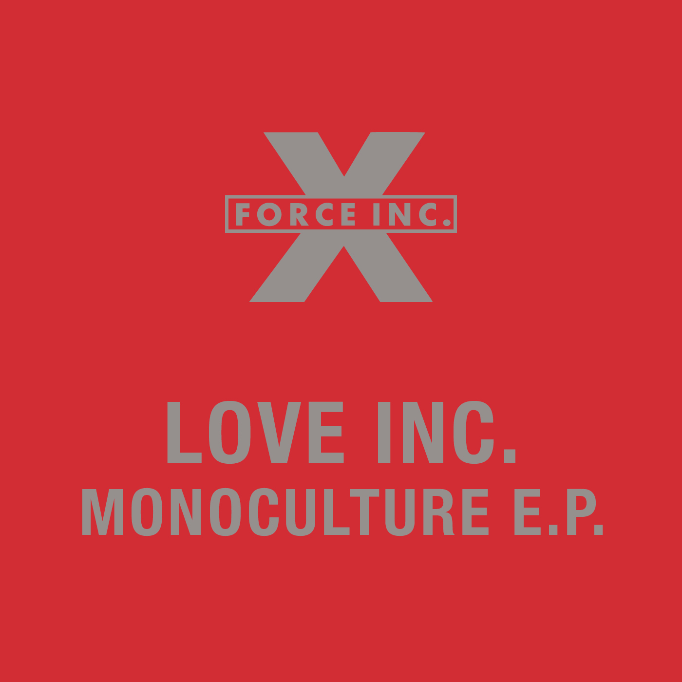Monoculture E.P. by Love Inc. | Kompakt