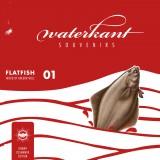 Waterkant Souvenirs - Flatfish 01 - Mixed By Gregor Welz - Kommt Zusammen Edition