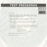 Testpressing#006