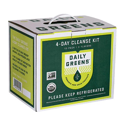 Daily Greens Cleanse Kit