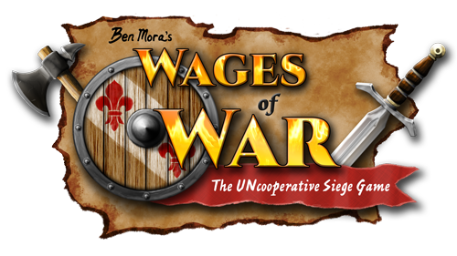 Wages of War: The Uncooperative Siege Game