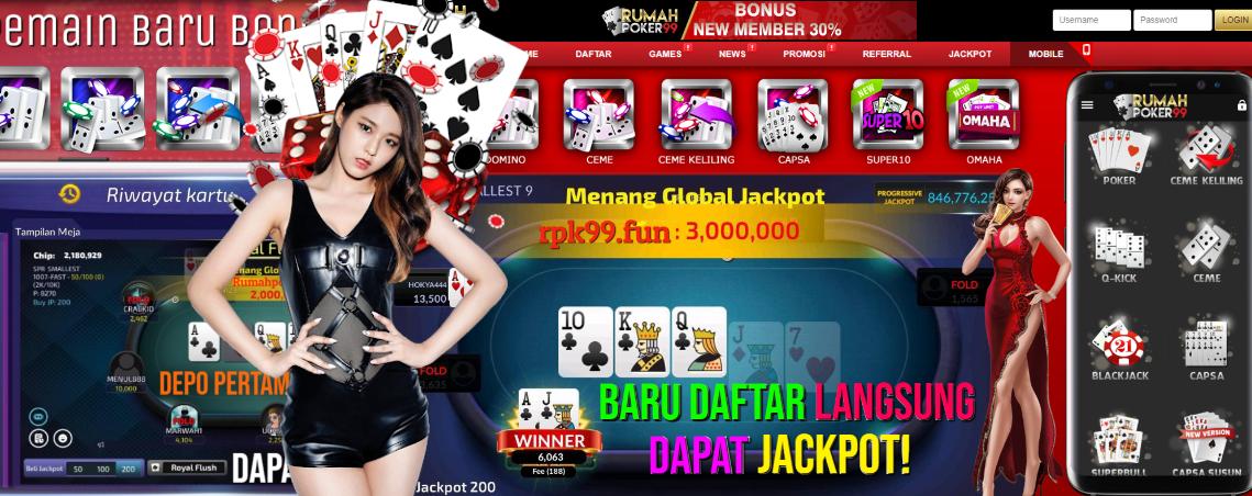 POKER99 : Situs IDN Poker Online Terbaik