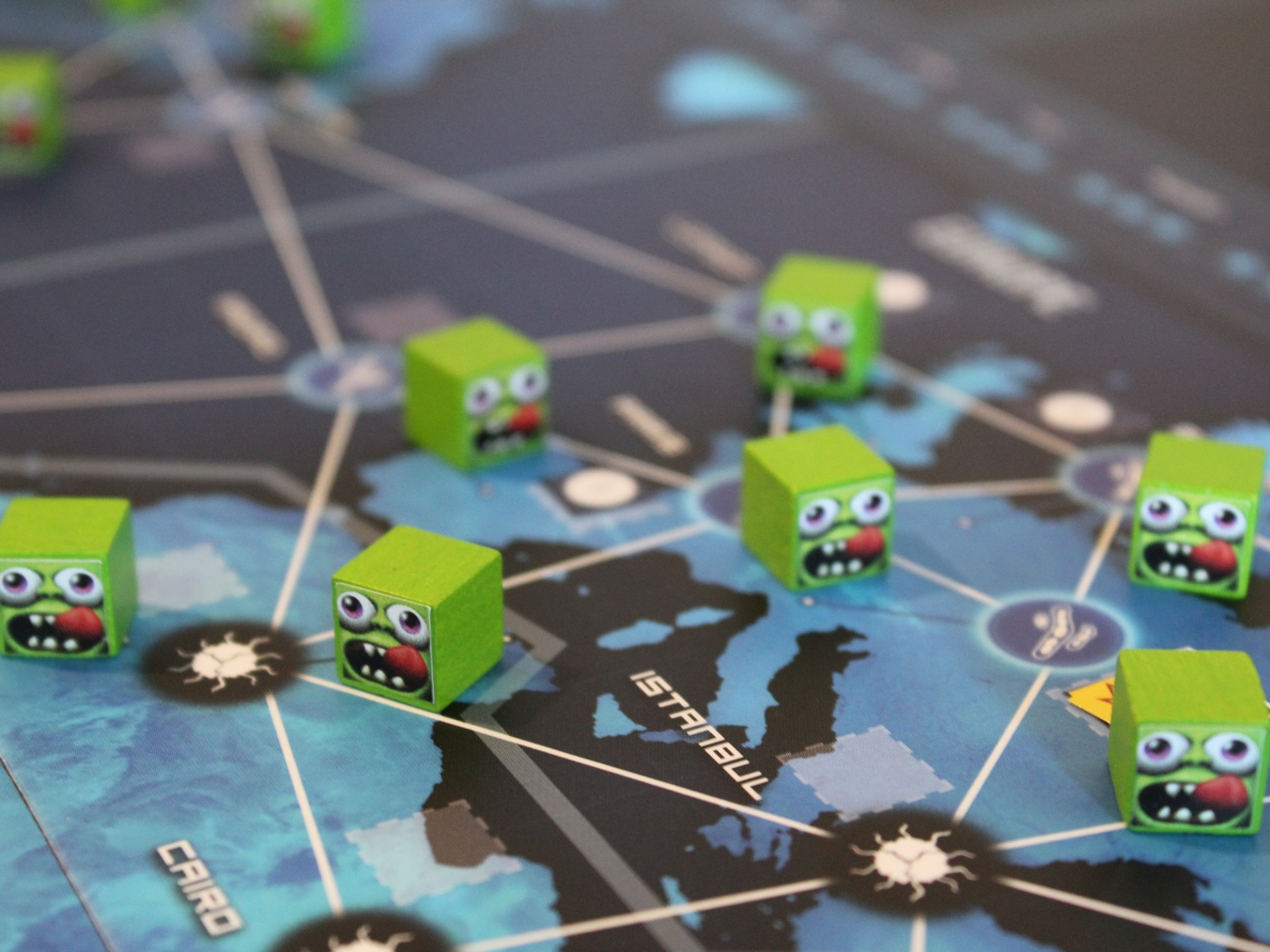 Zombies are traveling!