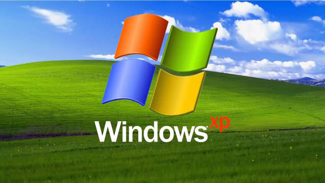 Windows XP 2018 ISO