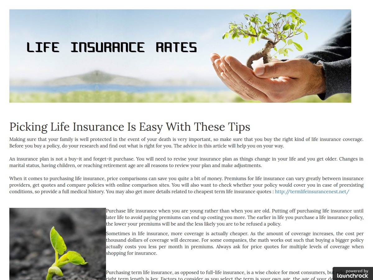 Cheap Term Life Insurance Quotes Compare Term Life Insurance Quotes