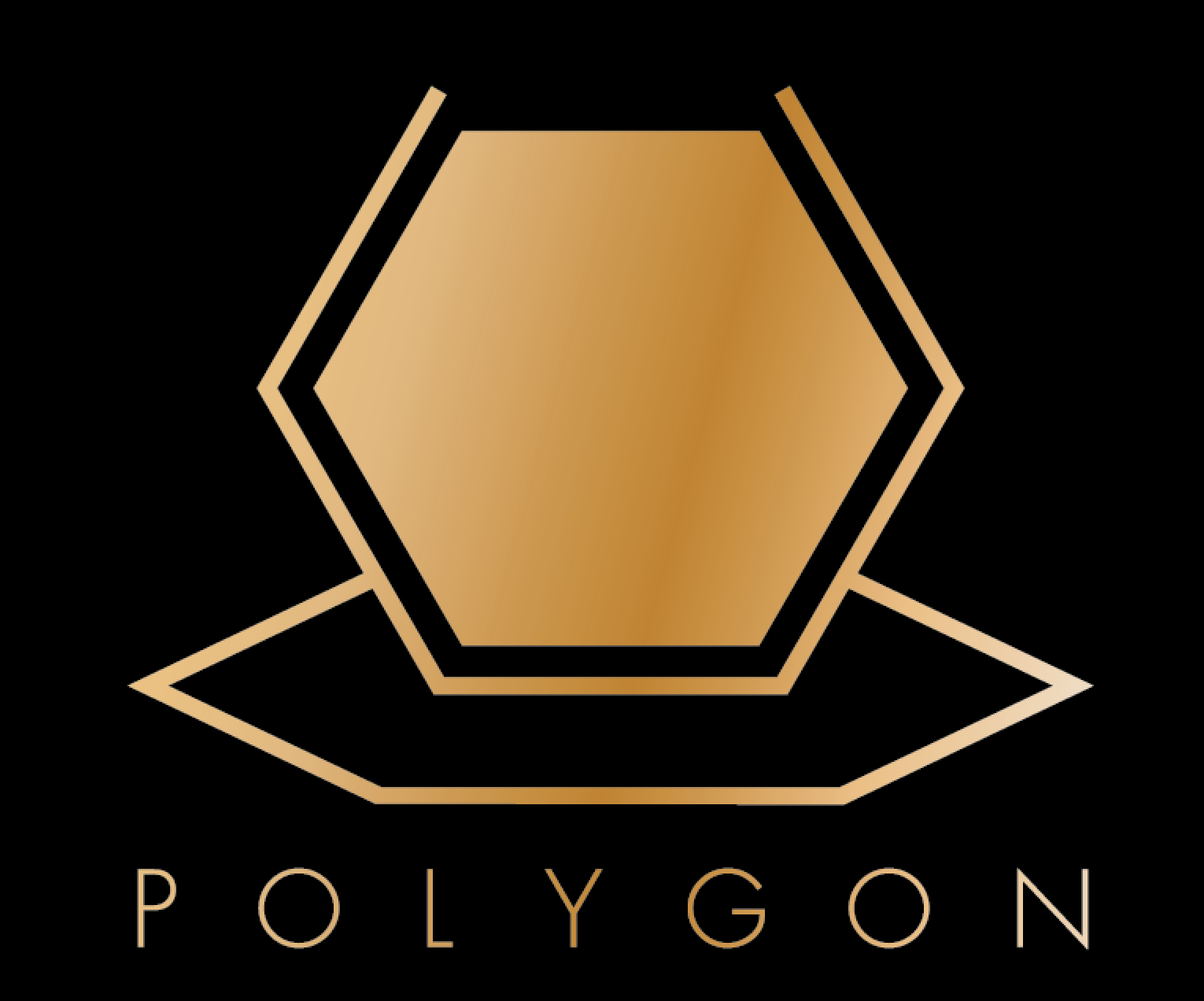 Polygon Cafe Hong Kong Logo