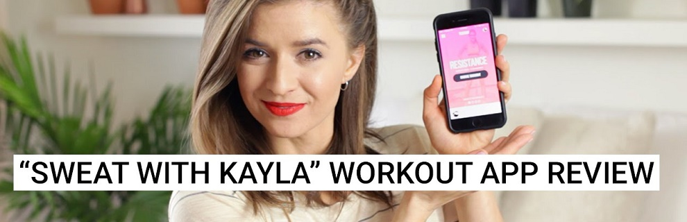 Sweat With Kayla Review