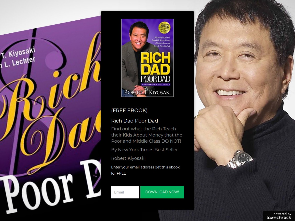 Ebook daddy download poor daddy rich