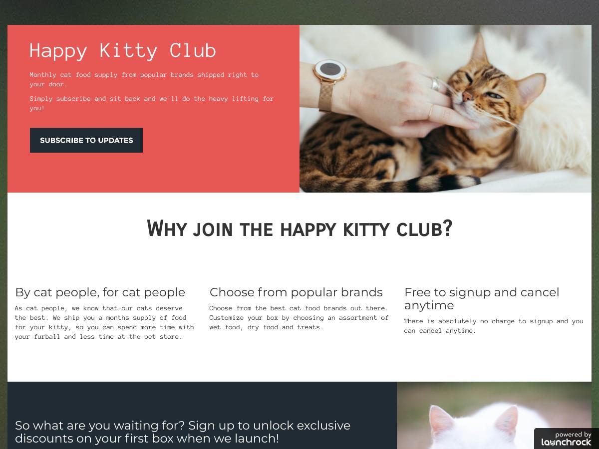 Happy Kitty Club
