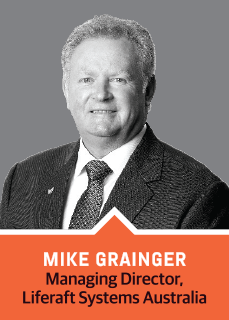 Mike Grainger
