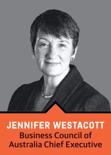 Jennifer Westacott