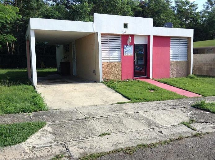 Urb el remanso bienes ra ces residencial casas for Casas con piscina para alquilar en puerto rico