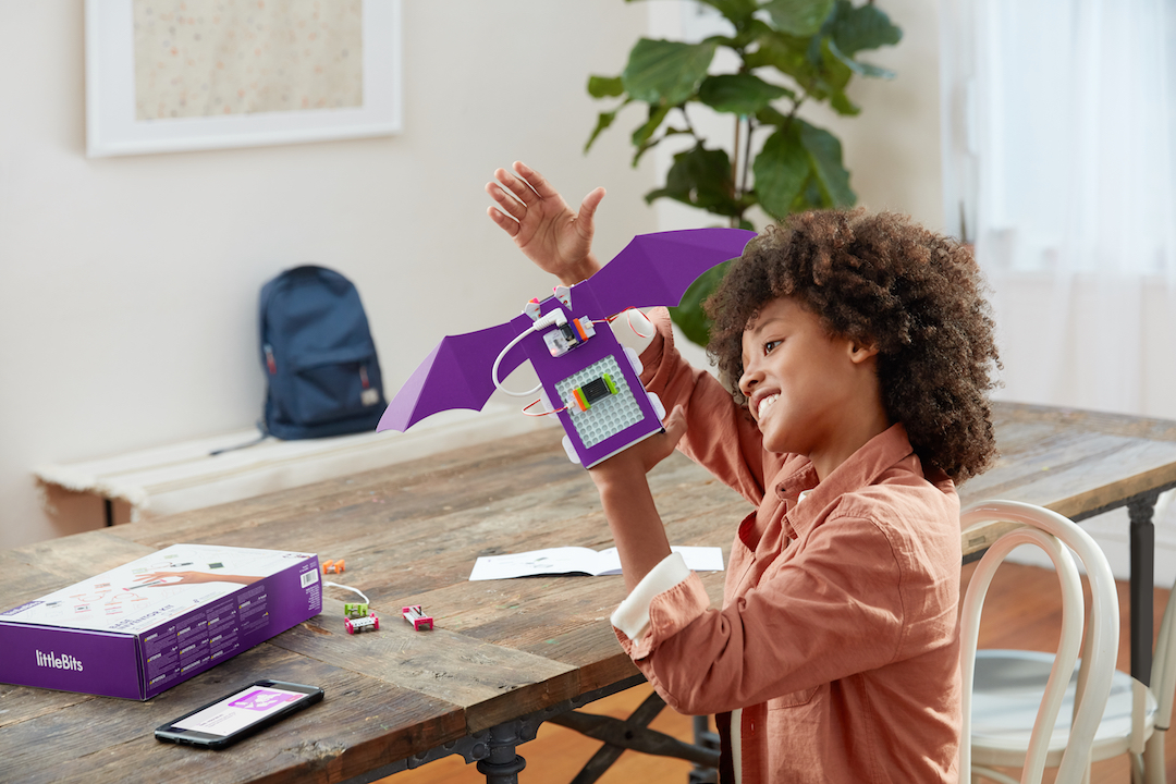 littleBits, Base Inventor Kit, Bat Vision, Night Vision
