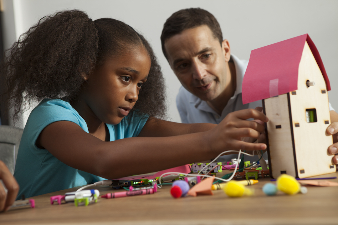 Code Kit, littleBits, parents, kids, students, STEM