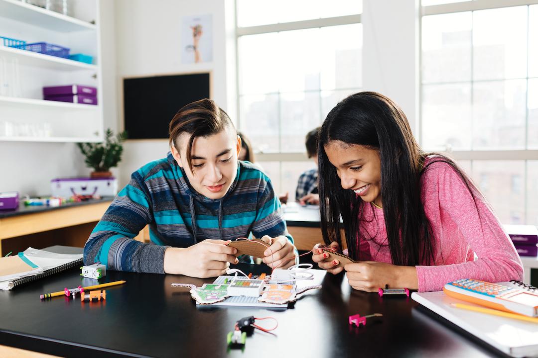 Code Kit, littleBits, masher, STEM, STEAM