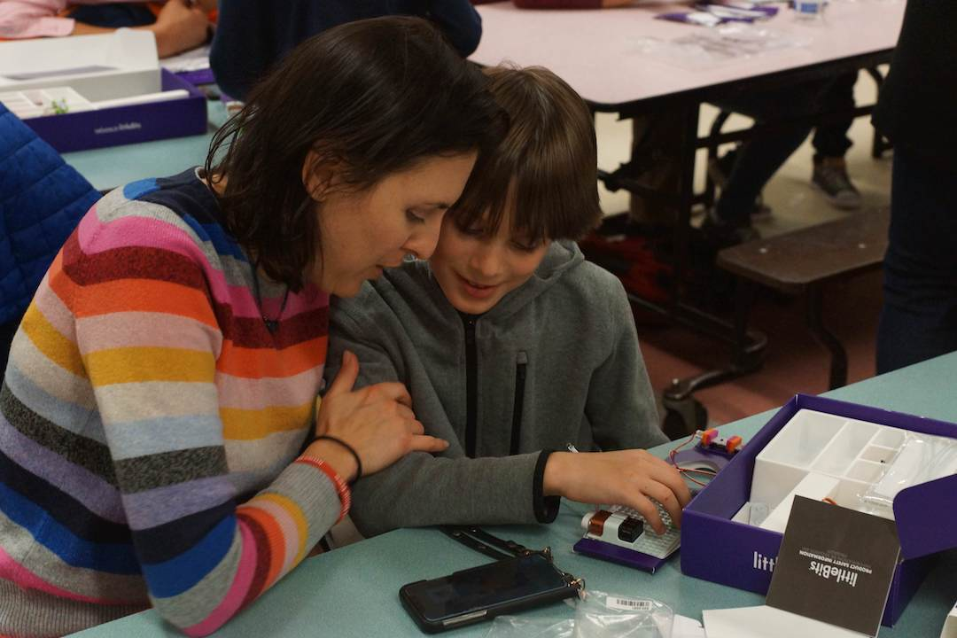 Invention Night, PTA, parents, kids, passion, learning