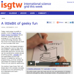 littleBits on iSGTW