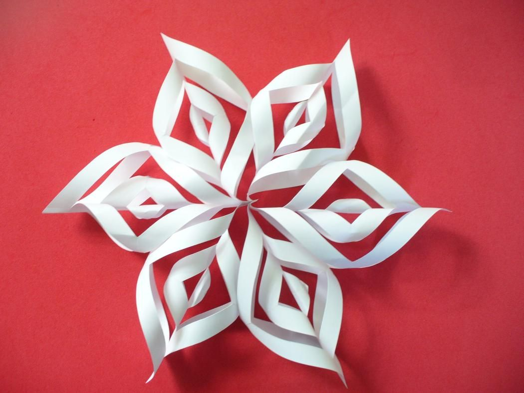 paper snowflake, littleBits