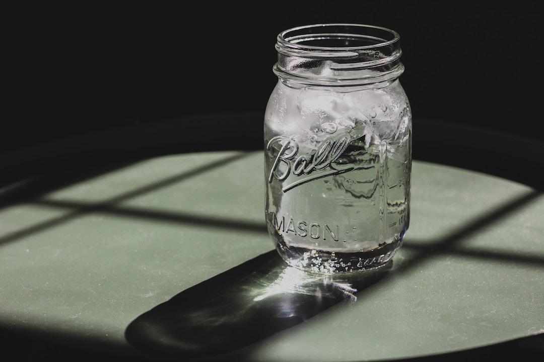snow, mason jar, littlebits