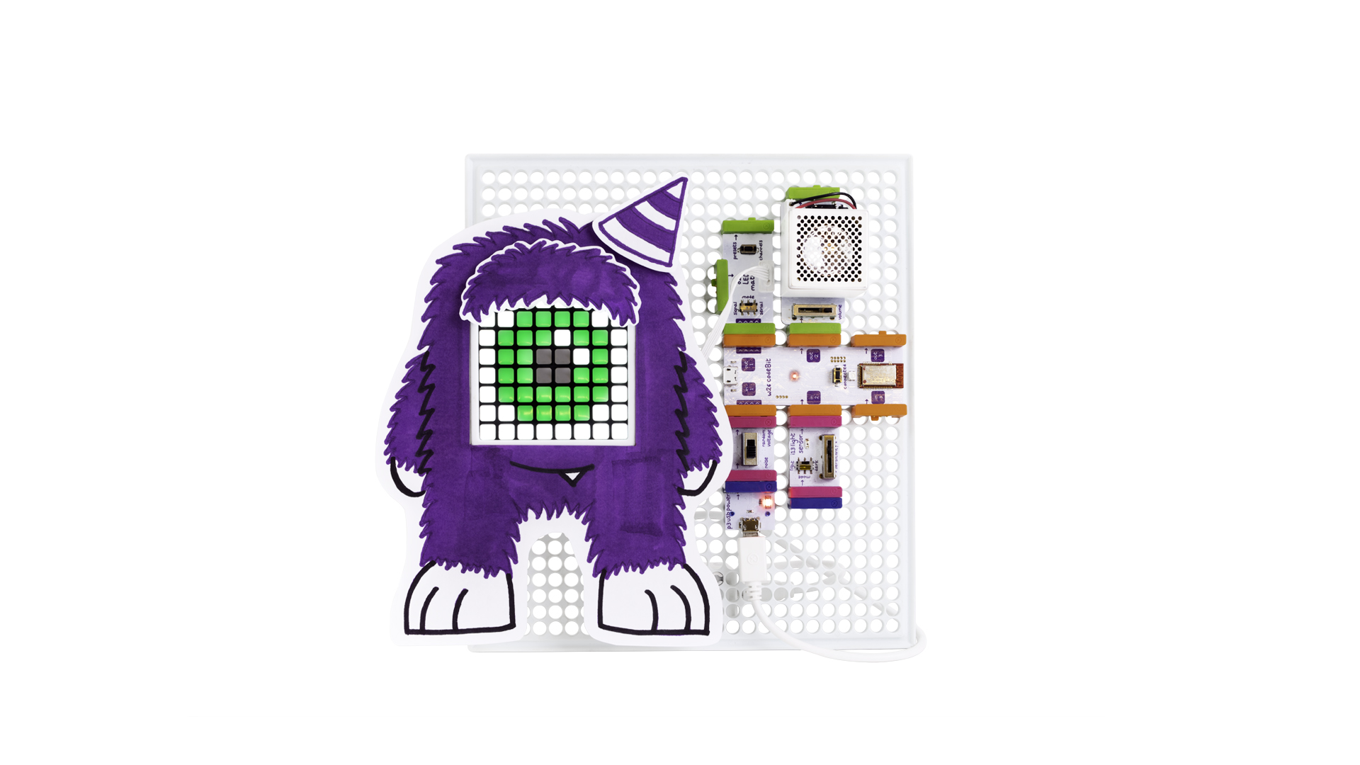 expansion packs, littleBits, Code Kit, invention