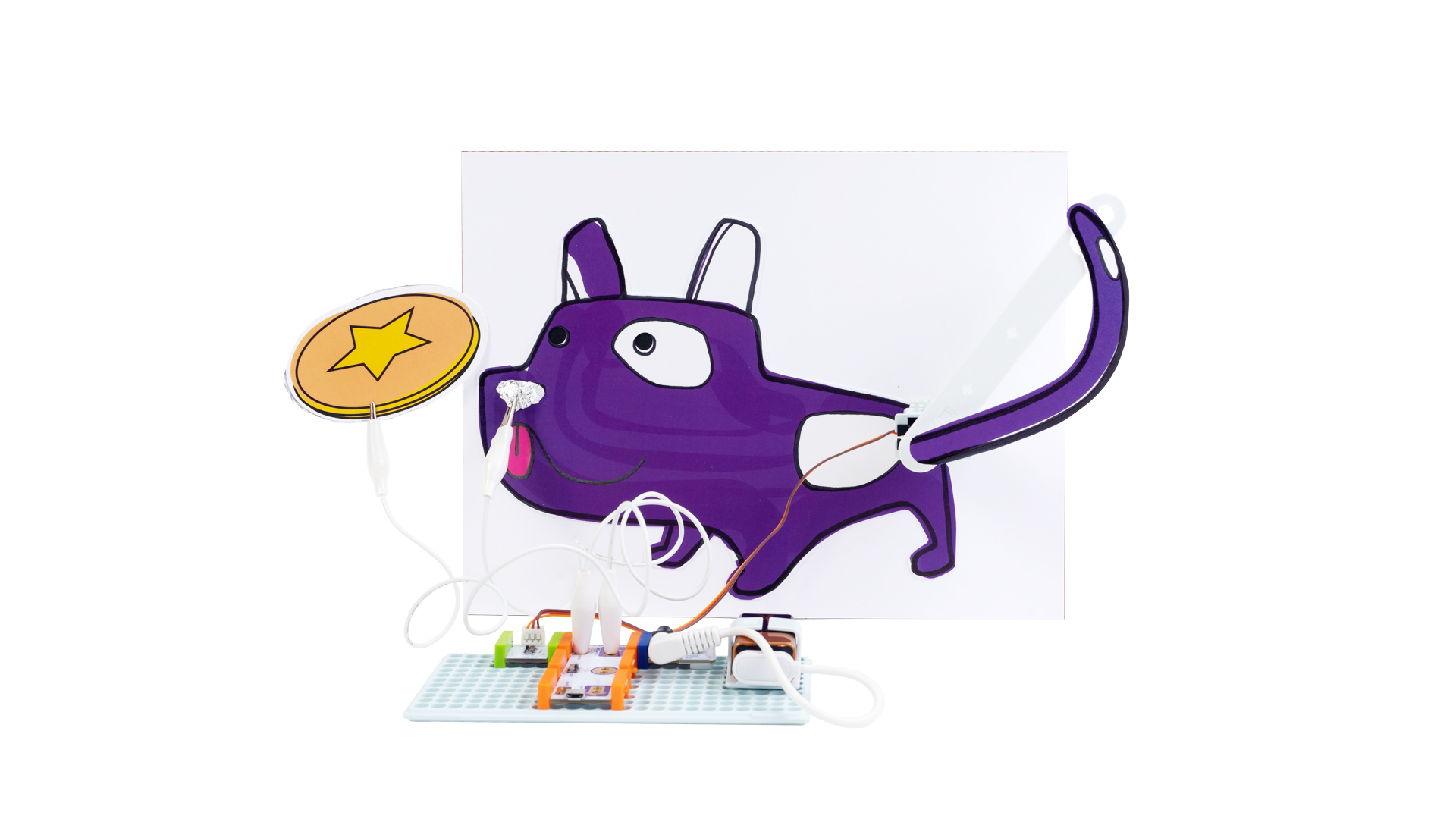 expansion packs, littleBits, invention, STEAM Student Set
