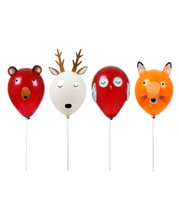 reindeer balloon, STEM, littleBits