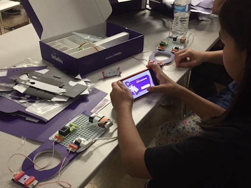 littleBits Invent App, Base Inventor Kit Assembly