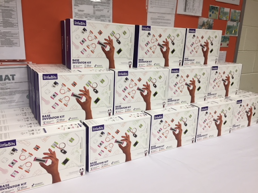 Base Inventor Kits, littleBits